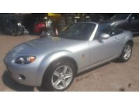 2007 | MAZDA MX-5 CONVERTIBLE | 1.8i | ONLY DONE 27000 MILES | ONLY 3200