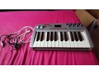 M-Audio Oxygen 8 v2 MIDI controller