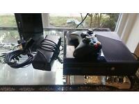 Xbox 360 1 controller 4 games