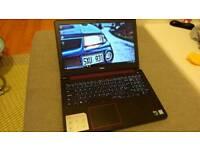 Dell inspiron 15 5577 (i5 7300hq) 16gb ram-128gb + 256gb SSD 1080P GAMING GTX 1050 WARRANTY