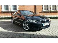 BMW 420d M Sport **RED LEATHERS** **THOUSANDS WORTH OF EXTRAS!**