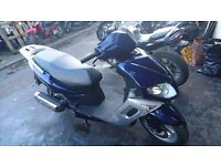 Sinnis Matrix II 125cc, 2014, 6200 mileage, £650
