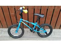 "Boys 16"" apollo bike"