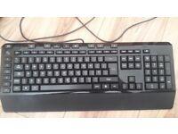 Microsoft Sidewinder X4 Gaming Keyboard