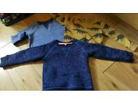 18-24 months jumpers and trousers