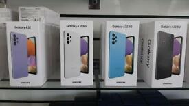 Samsung galaxy A32 5G unlocked brand new box warranty