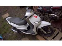 Peugeot Tweet 125cc - 2014, 2000 miles only!