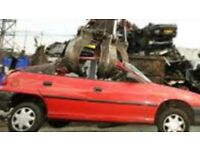 Scrap cars wanted— Best prices paid