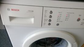 Bosch classixx 1400 express washing machine in perfect working order