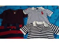 Boys clothes 5-6 years old 4 T shirts Polo Ralph Lauren + Rebel for less than the price of one new