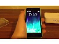 IPhone 5c unlocked 16gb