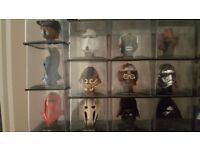 Star Wars Helmet Collection with Magazines