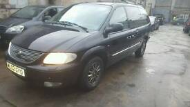 Chrysler Grand Voyager Auto 7 Seater