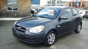 2009 Hyundai Accent L,116700 KM, 5 VITESSES