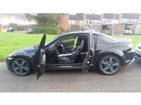 Mazda Rx8 57 plate swaps swaps type r, golf, audi, motorbike, 600cc, sports, cruiser etc try me.....