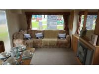 bargain cheap static caravan for sale near the sea in newquay cornwal all fees paid! call today
