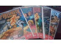 Fantastic 4, 1-5 , Marvel Now
