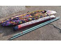 FANATIC Windsurfing Set - Intermediate/ Beginner