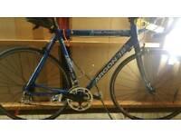 Argon18 road bike