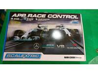 Scalextric ARC app controlled F1. Complete.