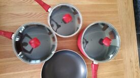 Prestige Sauce pan set
