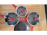 Prestige Sauce pan set