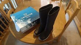 Sebago Triwater Marine Squall Sailing boots size 7 (UK) or 41