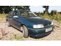 1994 Vauxhall Cavalier 1.8 LS very low miles, long MoT, only 2 owners