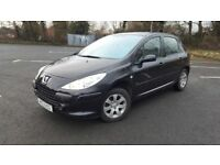 2006 PEUGEOT 307 HDI 1.6 DIESEL M,O,T OCTOBER 2018 SERVICE HISTORY