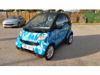 Smart Fortwo Coupe Pure NEW MOT FSH Great example