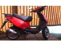 TGB 202 50cc SCOOT 2010 MOT not a Chinese make