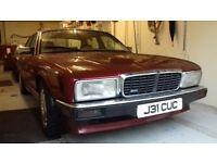 Jaguar XJR TWR XJ40 4.0l Sport