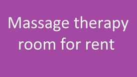 Affordable massage therapy room for rent NO DEPOSIT!!