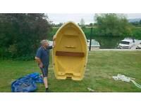 Bonwitco 100 fishing boat