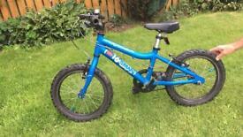 Ridgeback MX 16 Terrain Child Bike