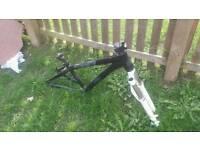 Ironhorse mountain bike frame