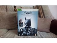 Arkham Origins collectors edition (XBOX 360)