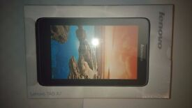 Lenovo HD Tablet 7-inch. Brand new in a sealed original packaging!