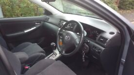 Toyota Corolla -- Full Service History, 1.6, Automatic