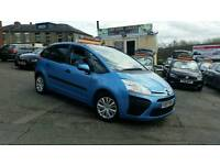 2007 CITREON C4 PICASSO 1.6 HDI SX 5DR 2 OWNERS