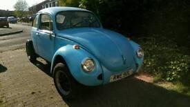 Vw beetle 1972 1302s