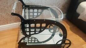 Hostess tea trolley