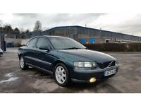2001 (X REG) Volvo S60 2.0T S 4dr Saloon For £695, Mot'd til 07/05/2017, Very Nice Clean Car