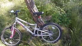 Girls PURE bike