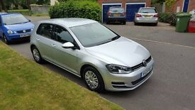 2013 automatic Golf in excellent condition