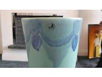 Poole Pottery Tall Vase