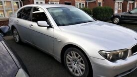 NEW SHAPE BMW 735I LOADS OF HISTORY LOW MILES FLAG SHIP PLEASE READ BEAUTIFUL CAR MAY PX OR SWAP