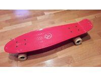 Custom South Coast Skates Penny Board