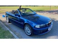 BMW 325 CI, Convertible, 2003, Automatic, WITH HARDTOP not audi mercedes