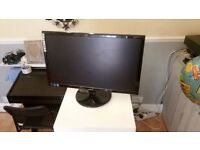 "AOC e2243Fw 21.5"" Monitor GOOD CONDITION VERY SLIM"